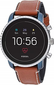 Fossil Q Explorist HR – Best Smartwatch for Fitness