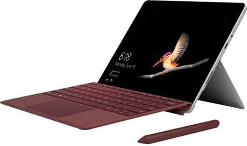 Microsoft Surface Go - Best 2 in 1 laptop Under 600