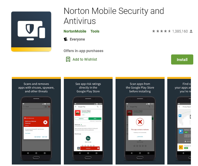 Norton - Best Antivirus for Android
