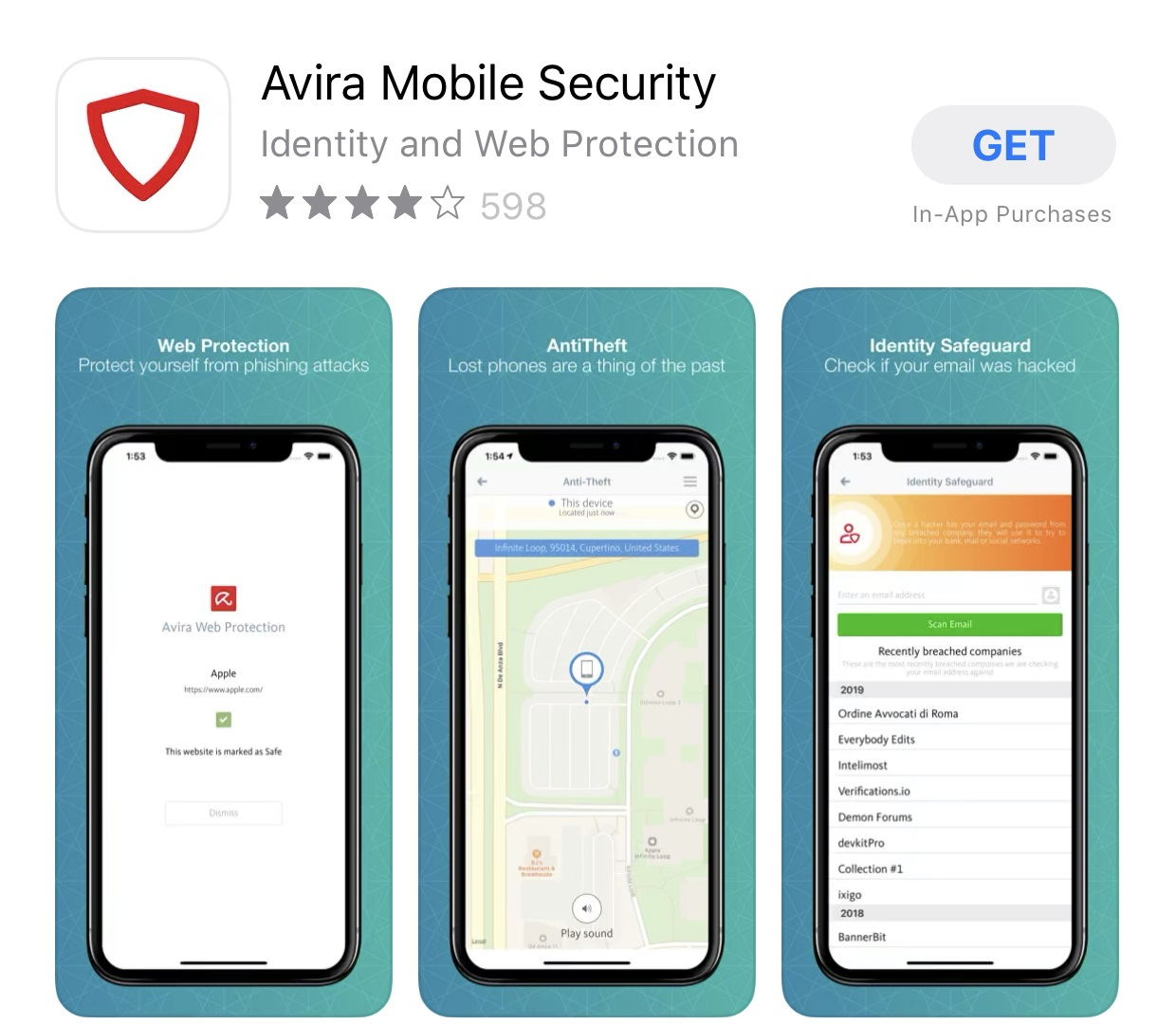 avira iphone antivirus