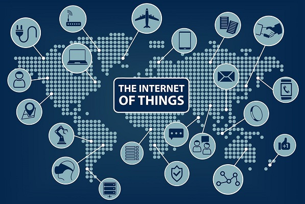 internet of things examplesInte