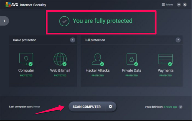 better antivirus than AVG