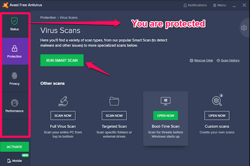 better antivirus than avast