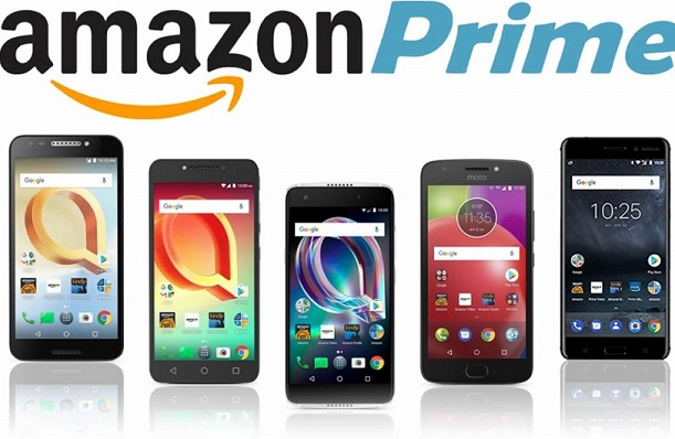 Amazon prime day cell phone deals