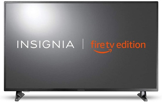Insignia 4K HDR Fire TV Edition Smart LED 50″ TV