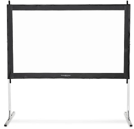 Visual Apex Portable Screen Projector 144 inches