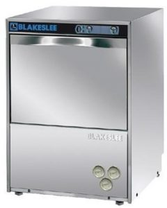 Blakeslee UC-18 Commercial Restaurant Undercounter High Temperature Glass Washer
