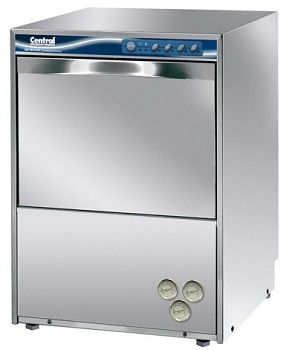 Central Value Series Undercounter Stainless Steel Sanitizing Dishwasher