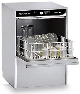 Jet Tech 727-E High Temp Commercial Cup - Glass - Dishwasher
