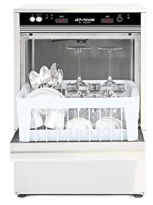 MVP Group F-16DP Cup and Glass Washer