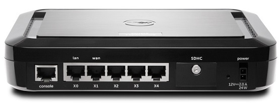 SonicWall SOHO – Best Hardware Firewall for Home